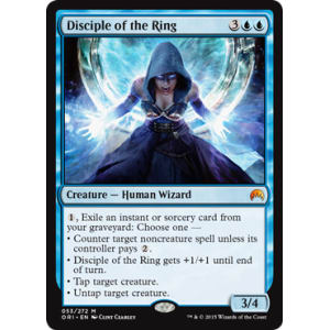 Disciple of the Ring