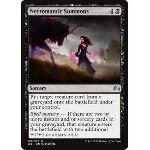 Necromantic Summons