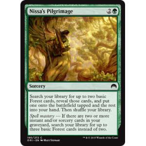Nissa's Pilgrimage