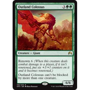 Outland Colossus