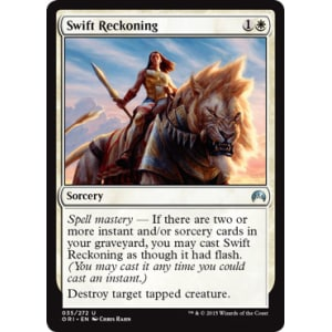 Swift Reckoning