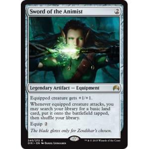 Sword of the Animist
