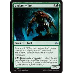 Undercity Troll