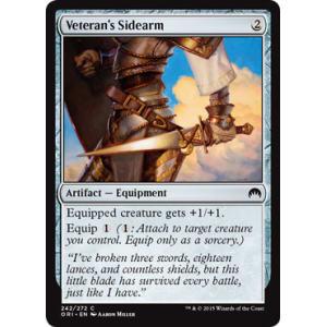 Veteran's Sidearm