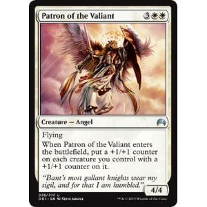 Patron of the Valiant