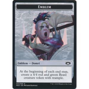Emblem - Domri Rade, Chaos Bringer