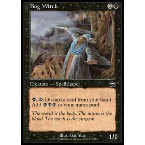 Bog Witch