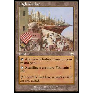 High Market