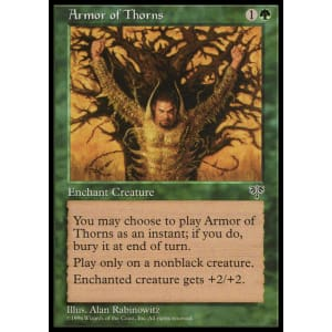 Armor of Thorns