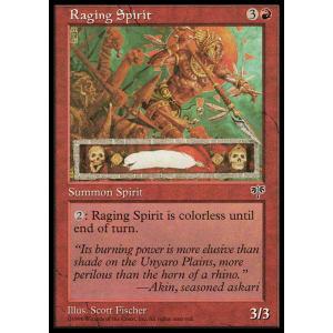 Raging Spirit