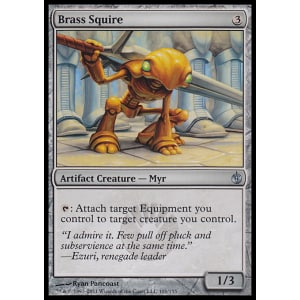 Brass Squire