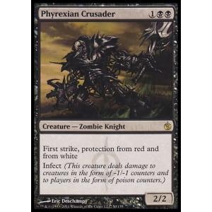 Phyrexian Crusader