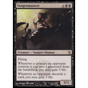 Sangromancer