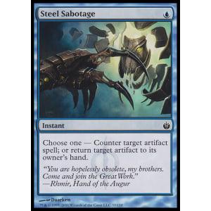 Steel Sabotage