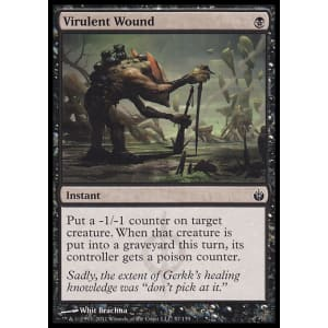 Virulent Wound