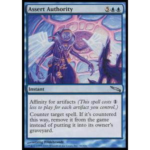 Assert Authority