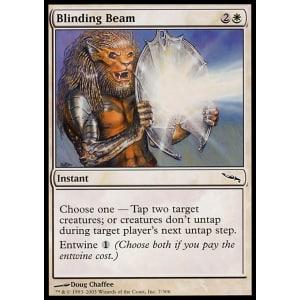 Blinding Beam
