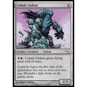 Cobalt Golem