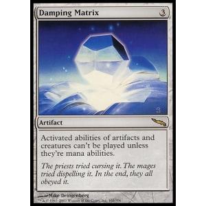 Damping Matrix