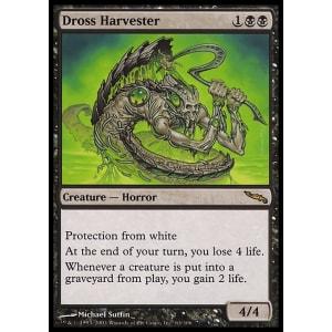 Dross Harvester