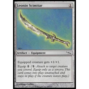 Leonin Scimitar