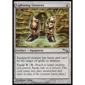 Lightning Greaves