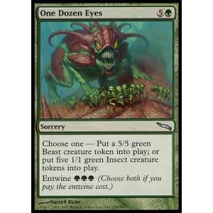 One Dozen Eyes
