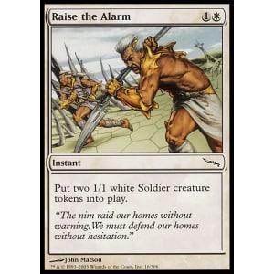 Raise the Alarm