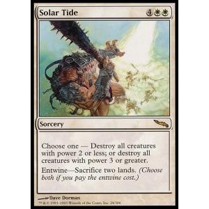 Solar Tide