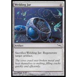 Welding Jar