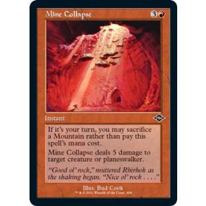 Mine Collapse