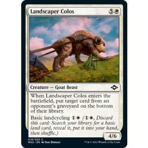 Landscaper Colos