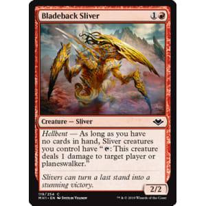 Bladeback Sliver
