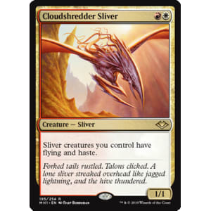 Cloudshredder Sliver