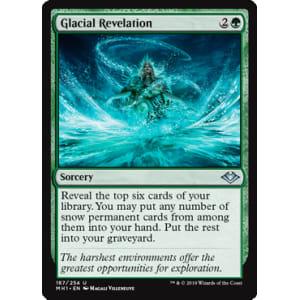Glacial Revelation