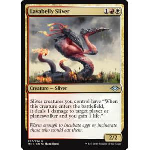 Lavabelly Sliver