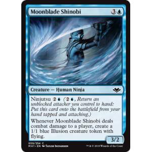 Moonblade Shinobi