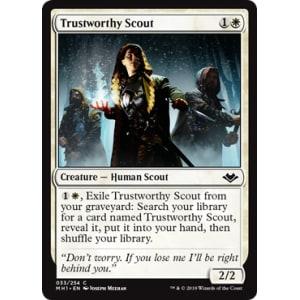Trustworthy Scout