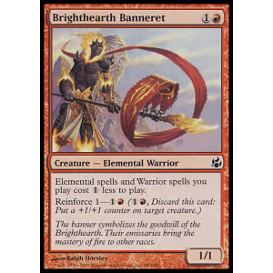 Brighthearth Banneret