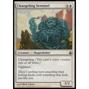 Changeling Sentinel