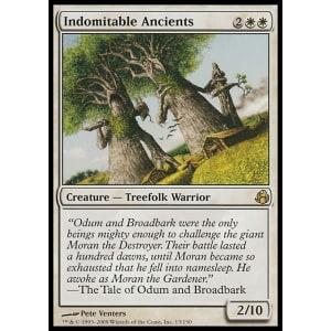 Indomitable Ancients