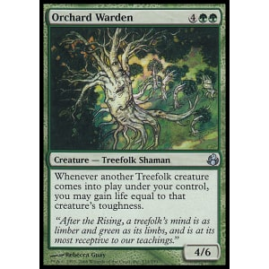 Orchard Warden