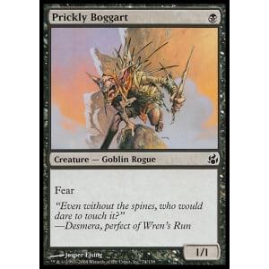 Prickly Boggart