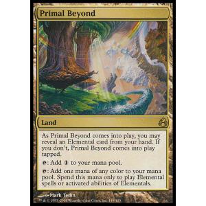 Primal Beyond