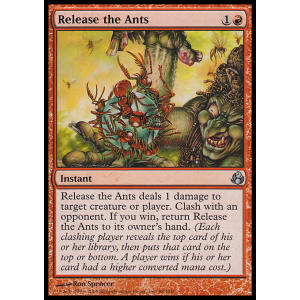 Release the Ants