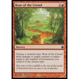 Roar of the Crowd