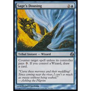Sage's Dousing