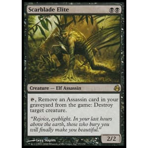 Scarblade Elite