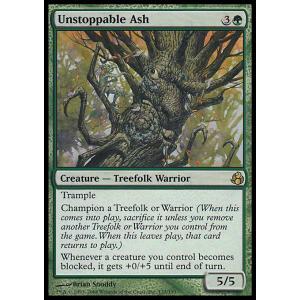Unstoppable Ash