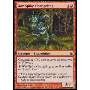 War-Spike Changeling